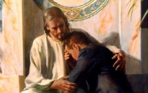 Jesus takes our burdens
